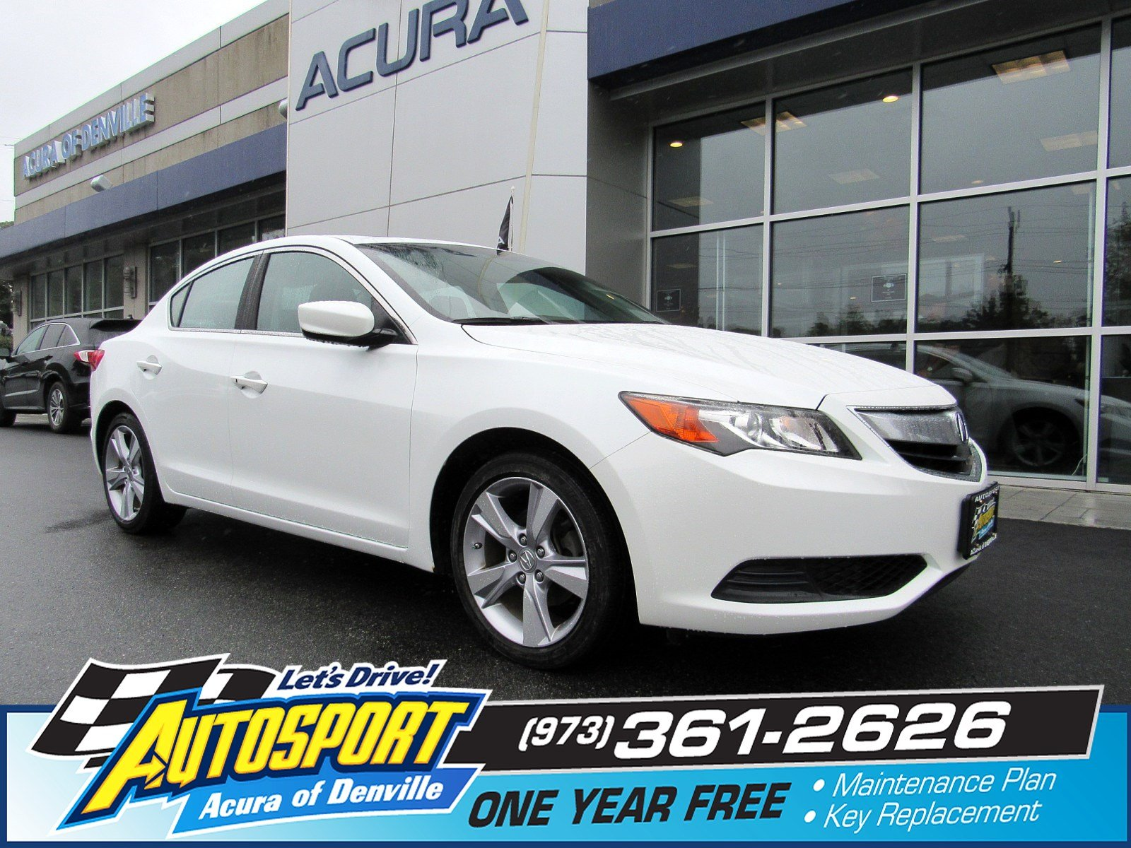 Certified PreOwned Acura ILX Speed Automatic Dr Car In - Pre own acura