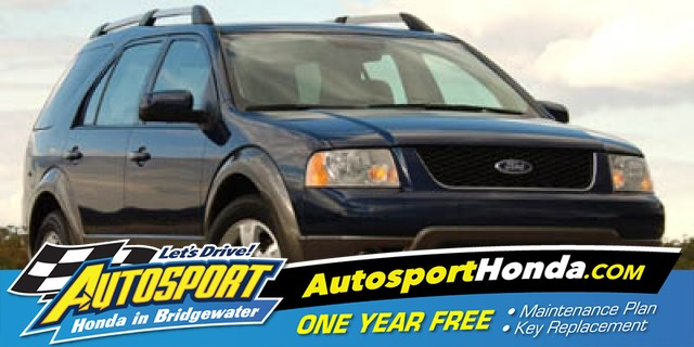 Pre Owned 2005 Ford Freestyle Sel Wagon In Denville H184416b