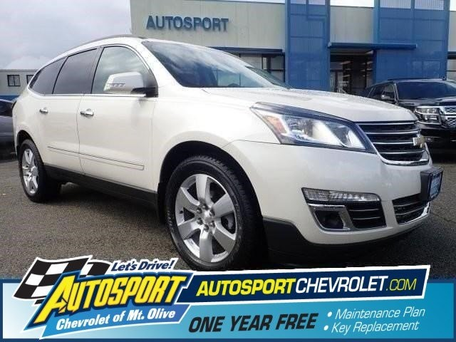 Pre Owned 2013 Chevrolet Traverse Awd 4dr Ltz Suv In Denville