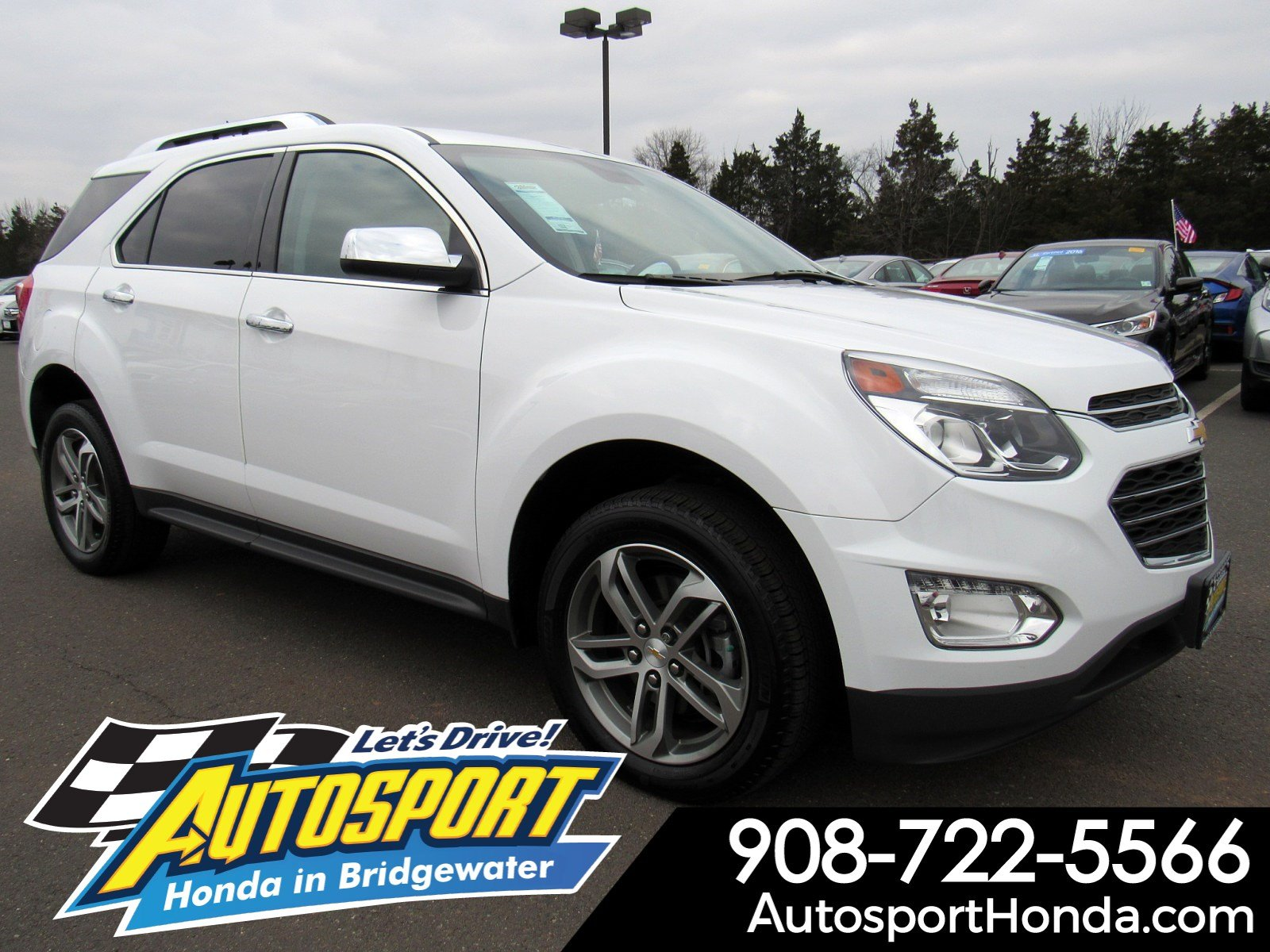 Pre Owned 2016 Chevrolet Equinox Ltz