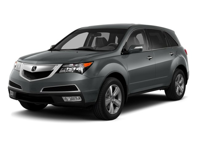 Pre-Owned 2013 Acura MDX