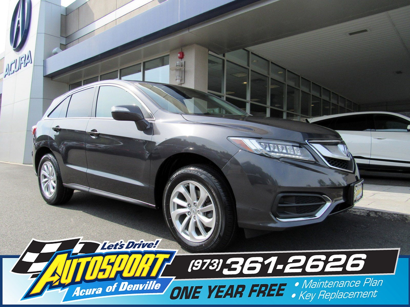 Certified Pre Owned 2016 Acura RDX AWD Sport Utility