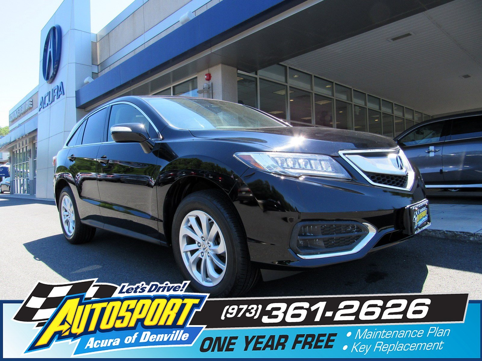 Certified Pre Owned 2016 Acura RDX AWD with Technology Package Sport