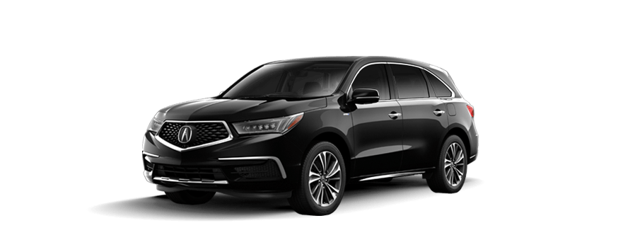 New 2018 Acura Mdx Sport Hybrid Sh Awd With Technology Package