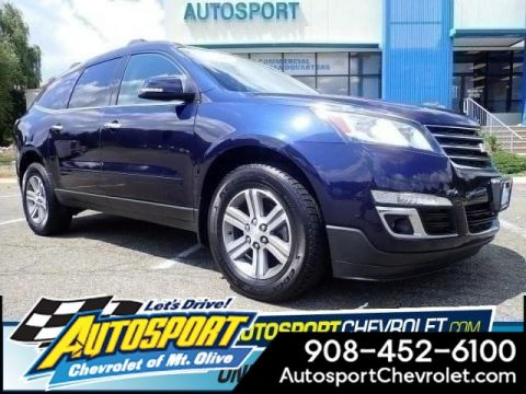 Pre-Owned 2015 Chevrolet Traverse 4dr LT